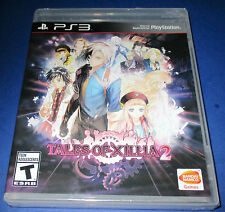 Tales of Xillia 2 Sony PlayStation 3 - PS3 - Factory Sealed!!   Free Shipping!!
