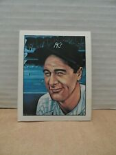 1983 TCMA 50 Years of New York Yankees All Stars #15_Lou Gehrig_7.0