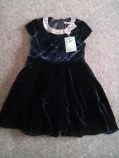 Christmas Velvet Dresses (2-16 Years) for Girls