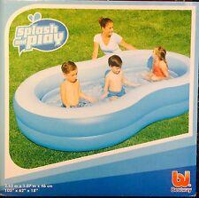 SPLASH E PLAY gonfiare il tuo divertimento bambini estate acqua piscina all'aperto