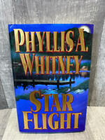 Star Flight by Phyllis A. Whitney, First Edition, First Printing, Like New