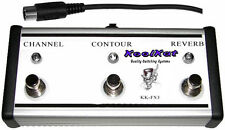 KoolKat's 3 Button Footswitch for the Mesa Boogie F-30