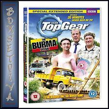 TOP GEAR - THE BURMA SPECIAL  **BRAND NEW DVD**