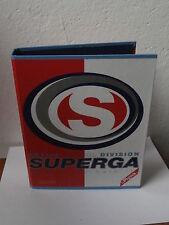 Copertina a 4 anelli formato 18x22 cm SUPERGA  Pigna quaderno cartella