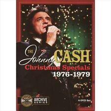 NEW The Johnny Cash Christmas Specials 1976-1979 (DVD)