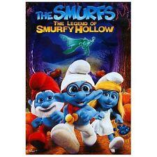 Smurfs, The: The Legend of Smurfy Hollow DVD