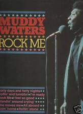 MUDDY WATERS -  ROCK ME cleo CL 0015983  LP 1984 NL