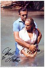 Ursula Andress ++Autogramm++ ++James Bond Girl 60er Ja+