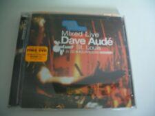MIXED LIVE AT VELVET ST LOUIS - AUDE DAVE CD + DVD.