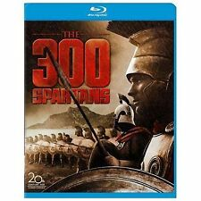The 300 Spartans (Blu-ray Disc, 2014) BRAND NEW ***$5 Movie***