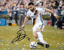 Los Angeles Galaxy Romain Alessandrini Autographed Signed 8x10 Photo COA D