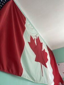 HUGE Canadian Flag