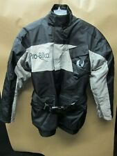 SIZE S BELSTAFF motorcycle PRO-BIKA 3 pocket waterproof touring jacket 5'8 rider