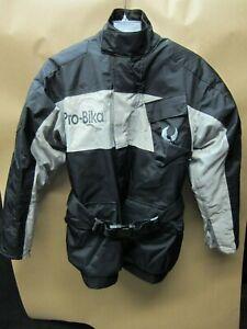 SIZE S BELSTAFF motorcycle PRO-BIKA 3 pocket waterproof touring jacket 5'8 rider