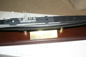 Franklin Mint 1/150 Scale USS SEAHORSE SS-304 SUBMARINE