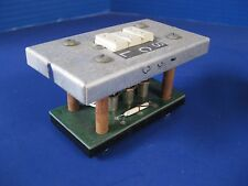 THERMCO TMX Profile Junction Box with 117840-001 PCB Type B Thermocouple , Used