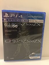 Rez Infinite PS4 Video Game Playstation VR Mode Included - Region Free Sealed