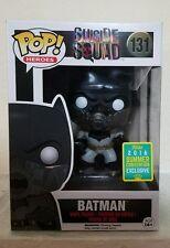 Funko POP Suicide Squad Batman Underwater 131 Summer Convention SDCC exclusive