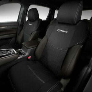 Mazda Front Seat Cover set to suit CX8 & CX9, protection - KG11-AC-SCF