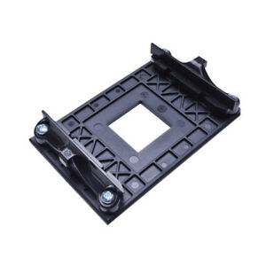 Back Plate Sturdy Radiator Mount Support CPU Fan Bracket Professional For AM4