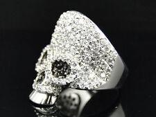 Gioielli da uomo nere con diamante