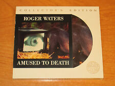 ROGER WATERS: Amused to Death - 24Kt Gold CD - Pink Floyd - Master Sound /MFSL/