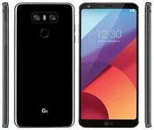 "LG G6 (Latest Model) H871 5.7"" 32GB 4G LTE Astro Black (AT&T) Phone Unlocked"