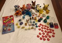 Nintendo Pokemon Figures TOMY Rare Vintage HUGE Lot Hasbro Toys Limited Edition