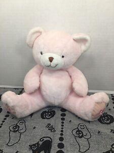 "VGUC-RARE-9"" Animal Alley Toys R Us MY FIRST TEDDY Bear White Plush"