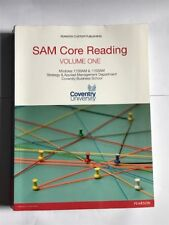 Sam Core reading volume one Coventry University (Pearson) (Paperback)
