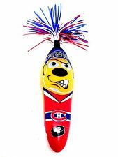 NHL Montreal Canadiens Kooky Klicker Kollectible Pen Key Clip Authentic Serie 1