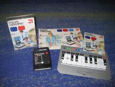 G7000 Philips Videopac 31 Musikant kpl. G 7000 Rarität