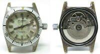 Orologio Monvis diver watch automatic caliber eta 2782 vintage clock diving
