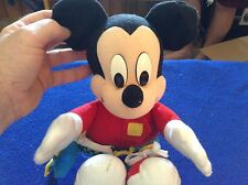 Mickey Learning Plush Toy