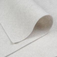 Woolfelt Antique White ~ 22cm x 90cm / felt fabric quilting snowman Christmas