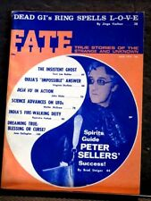 Fate Magazine June 1970 Peter Sellers Occult Supernatural Paranormal OUIJA BOARD