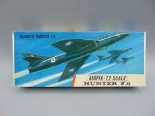 AIRFIX 288 Hunter F6 1/72 Scale Kit