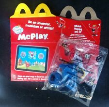 McDonald's Superman/Wonder Woman Happy Meal Toy #3 Magnetic Grabber w/Box