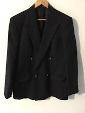 """Debenhams Suit Jacket 40"""" Black Button Up <R21758"""