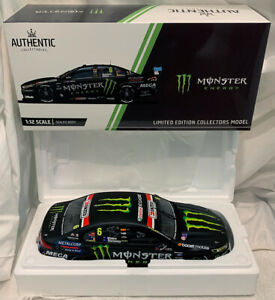 AUTHENTIC 1:12 FORD FGX FALCON SUPERCAR MONSTER FPR 2017 SANDOWN WINNER WATERS