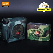 Hunting Bird Decoy Predator Caller Bird Sound Amplifier Loudspeaker Game Call