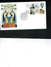 Canada 2003 Canadian Authors Fdc Bl/4 cat $6.00 #1997a Mnh Box 522
