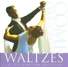 WALTZES - RAY HAMILTON ORCHESTRA - CD (2000) 15 TRACKS: MOON RIVER, CRADLE SONG