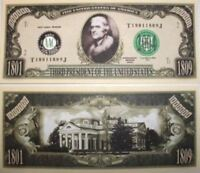50 Factory Fresh Game of Thrones Million Dollar Bills