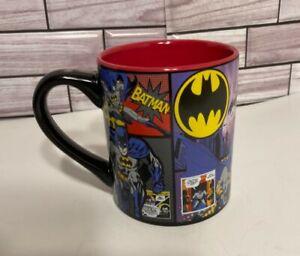 NEW Batman DC Comics Collectible Coffee Mug Cup 14 oz ceramic