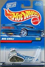 Hot Wheels 1997 Diecast Coll. #779 Big Chill White & Blue 19948
