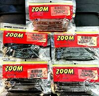 Zoom Super Salt Plus Fish Doctor Soft Lures - Choice of Color ( One Package )