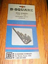 Redfield/Burris Frontier Ring Screws 6-40 X .255 w/Hex Wrench By B-Square