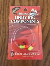 Masters Series Lindy RIG Components ORG/YEL  LR073 Only Some Parts Ships N 24h