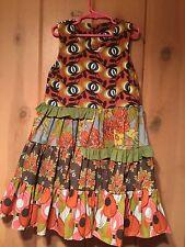 Matilda Jane PLATINUM CHEYEANNE Tank Dress Twirl 8 NWOT Tween Girls